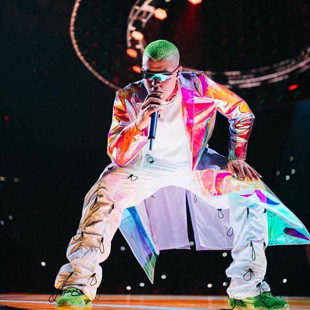 Photo of Sold Out del concierto de Bad Bunny en el Madison Square Garden