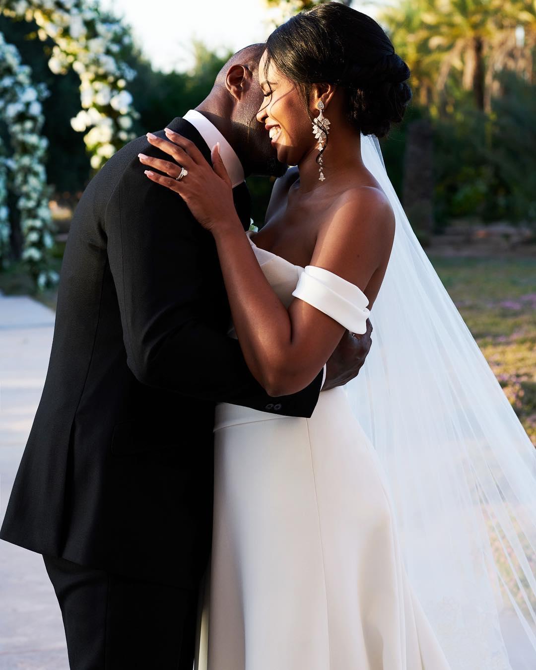 Photo of Idris Elba contrajo matrimonio con la modelo Sabrina Dhowre