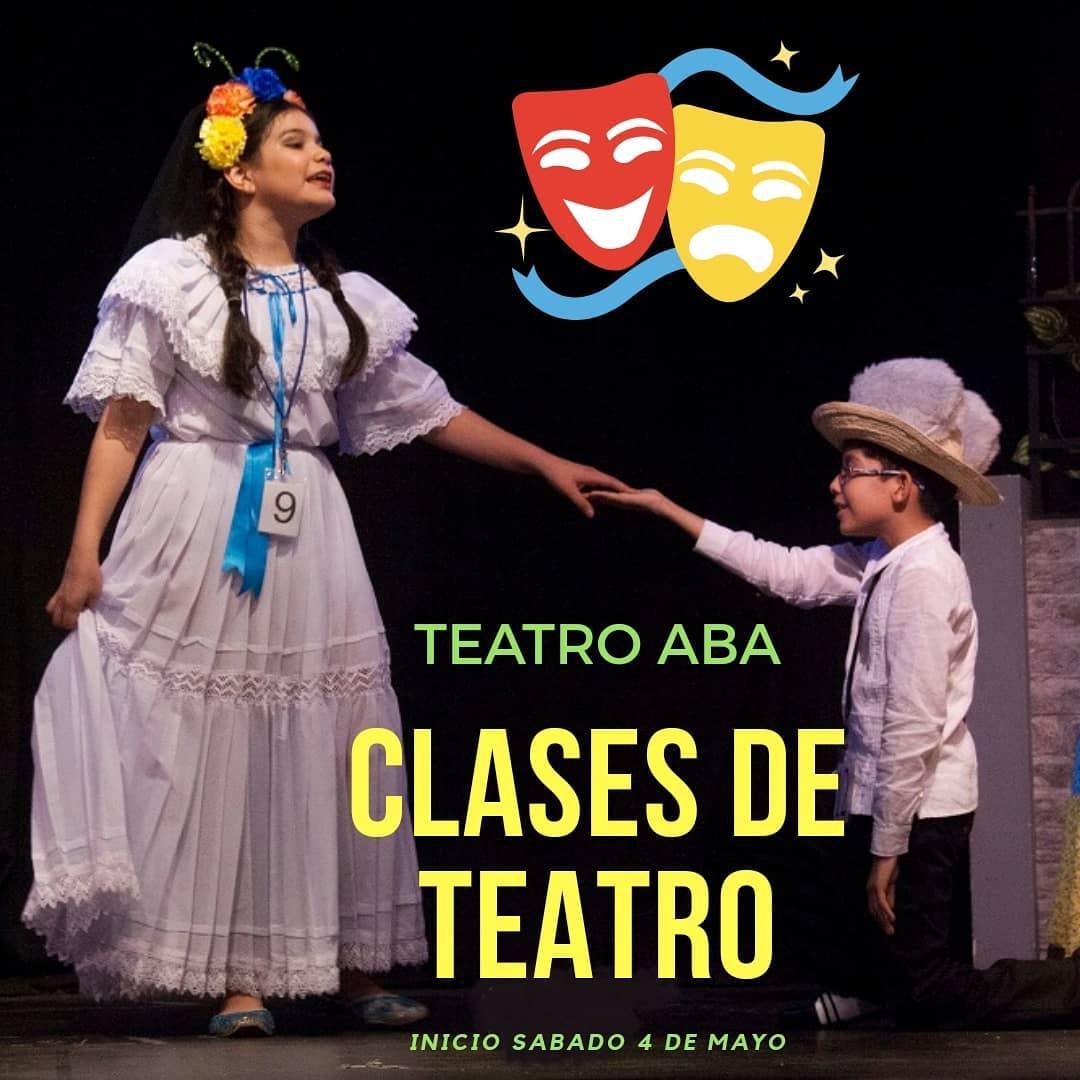 Photo of Cursos Regulares de Actuación sabatinos en Teatro Aba
