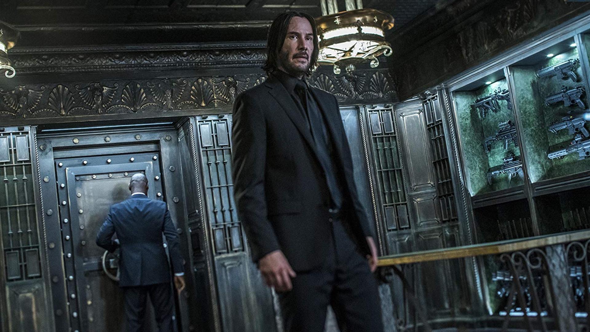 Photo of John Wick regresa con su tercera entrega de la saga