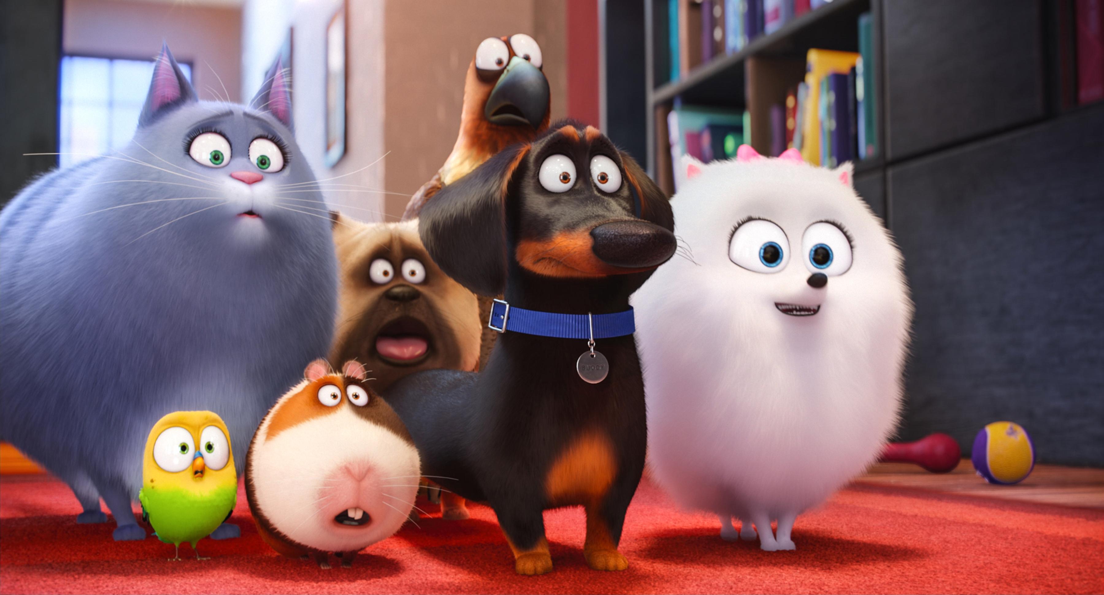 """Photo of Nuevo trailer de """"La vida secreta de tus mascotas 2"""""""