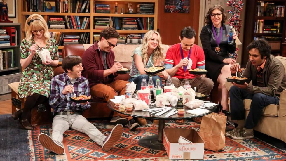 "Photo of ""The Big Bang Theory"" llego a su final"