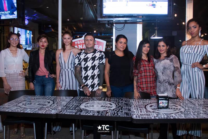 Photo of Conferencia de Prensa de Expo Tattoo Paradise 2019