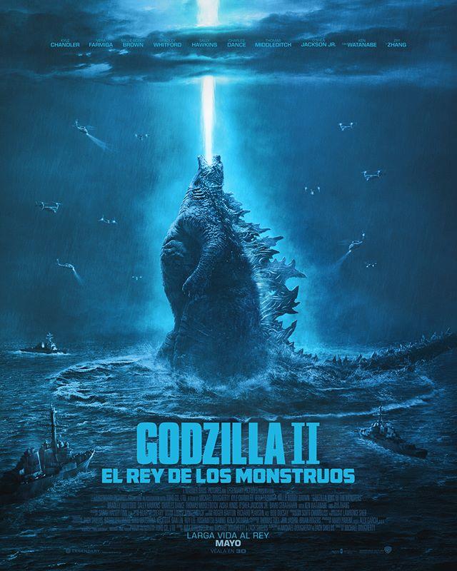 Photo of Pre venta de 'Godzilla II: Rey de los monstruos'
