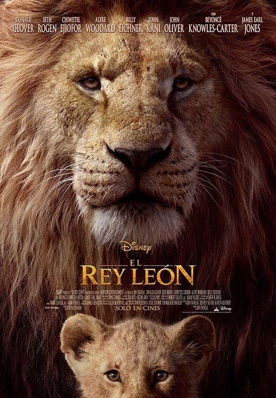 Photo of Se da a conocer un nuevo poster de 'El Rey León' la película