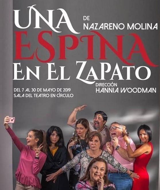 Photo of Teatro en Circulo presenta la obra 'Una Espina en el Zapato'