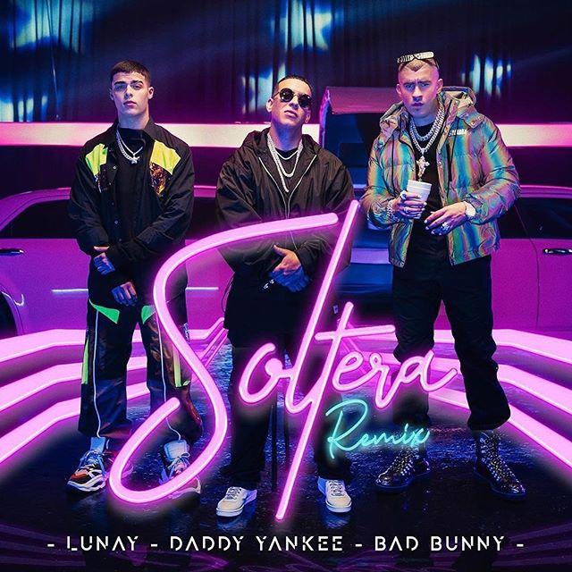 Photo of Daddy Yankee y Bad Bunny se unen a Lunay en el remix de «Soltera»