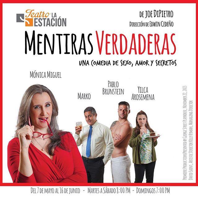 Photo of Obra 'Mentiras Verdaderas' en Teatro la Estación