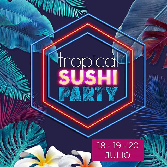 Photo of Panamá Sushi Fest 2019