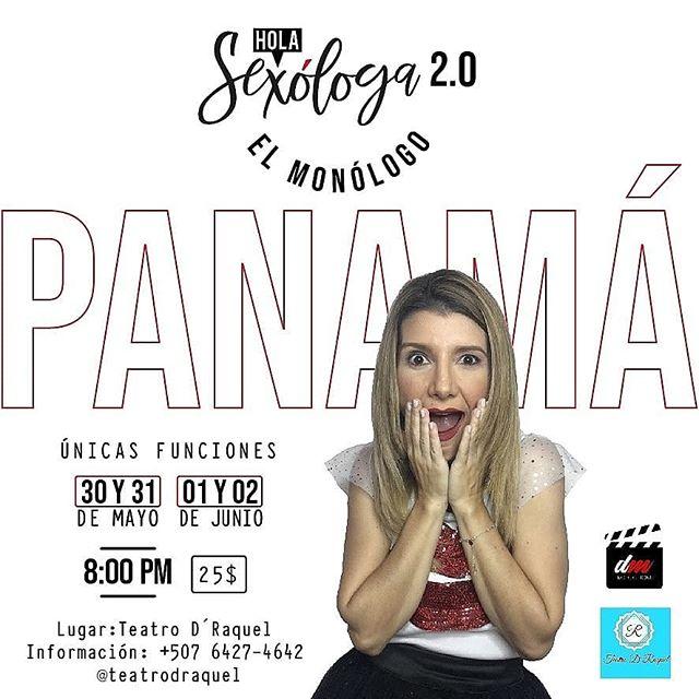 Photo of Llega a Panamá el monologó 'Hola Sexóloga 2.0' con Jenny Marques