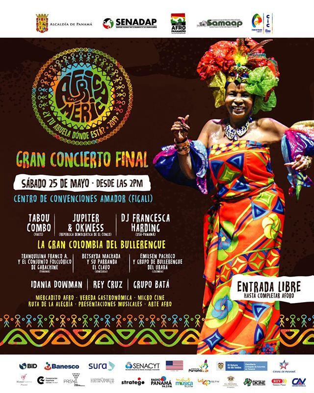 Photo of Gran Concierto de cierre del festival «África en América»