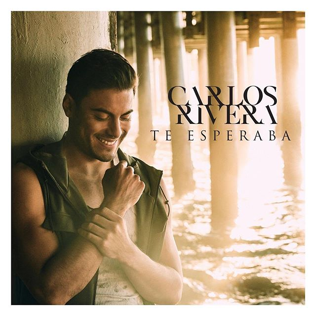 "Photo of Carlos Rivera presenta su nuevo sencillo ""Te esperaba"""