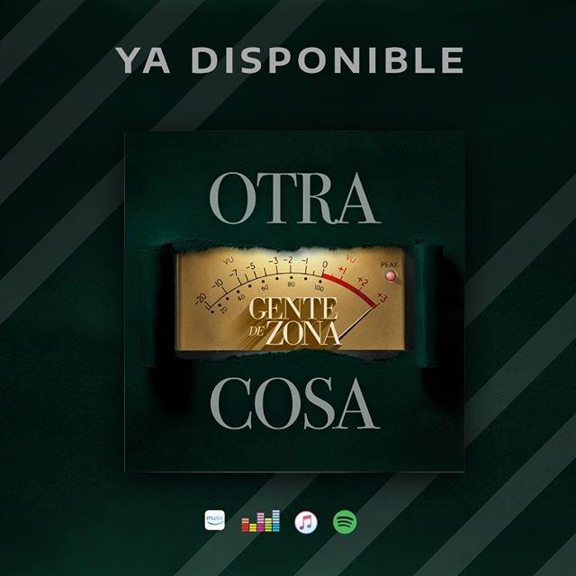 Photo of Gente de Zona lanza su nuevo álbum de estudios 'Otra cosa'