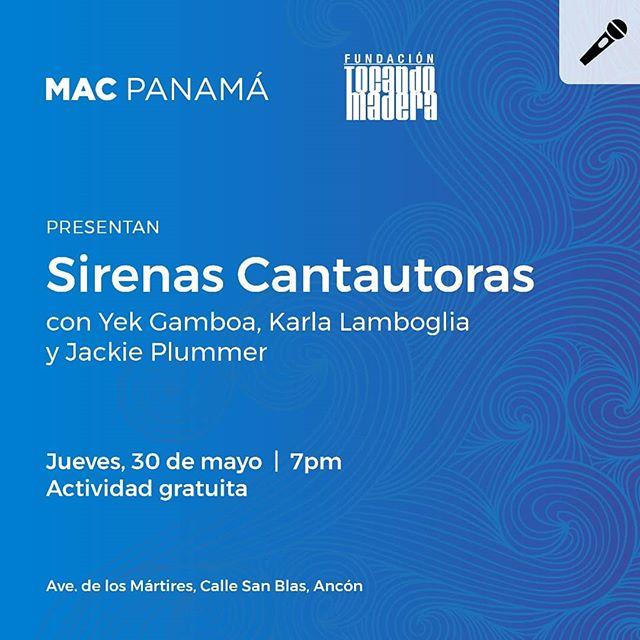 Photo of Fundación Tocando Madera presenta «Sirenas Cantautoras»