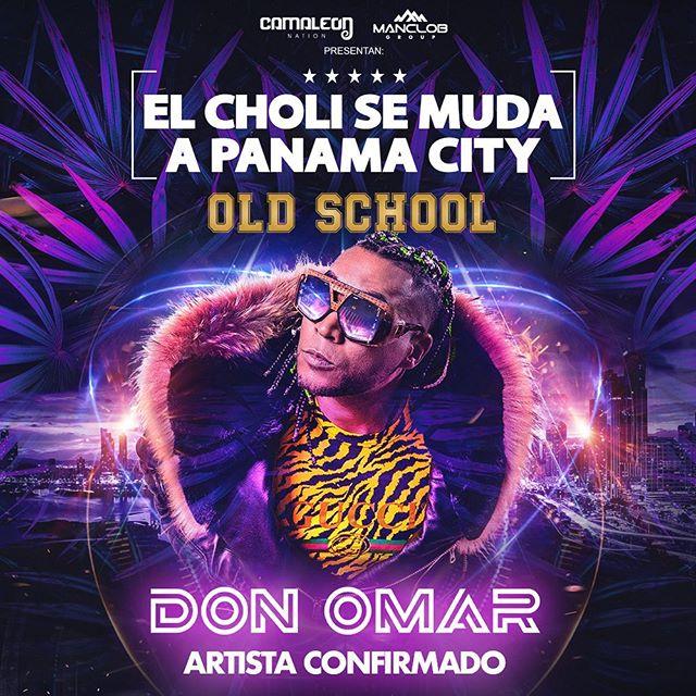 Photo of Don Omar en concierto en Panamá