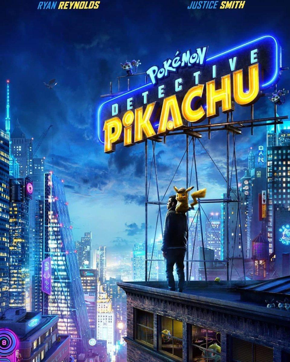 Photo of Pre venta para 'Pokémon: Detective Pikachu'