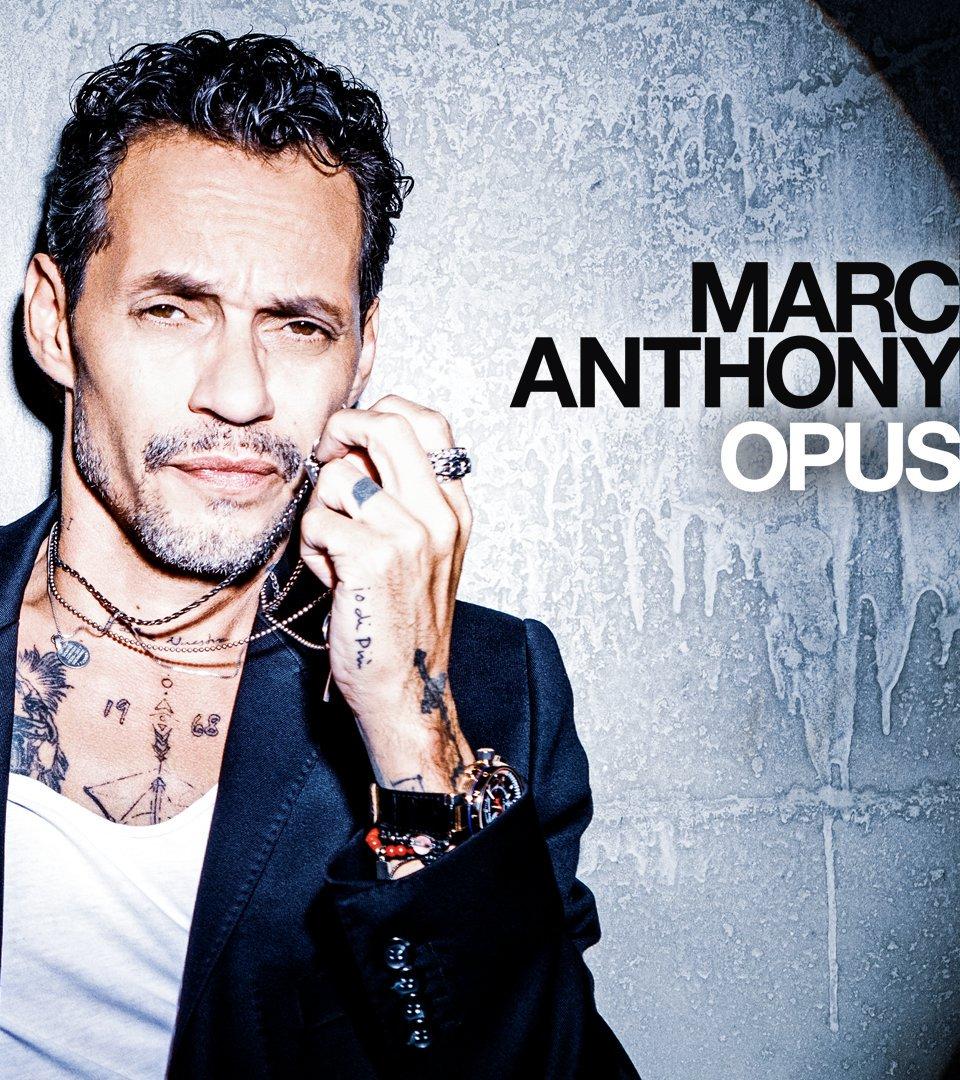 Photo of Marc Anthony anuncio su nueva producción discográfica 'OPUS'