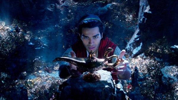 Photo of Aladdin se posiciona como la película más taquillera del fin de semana