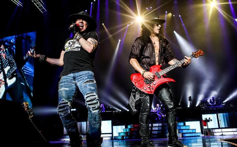 Photo of Guns N' Roses demanda una cervecería de Colorado (EE.UU.)