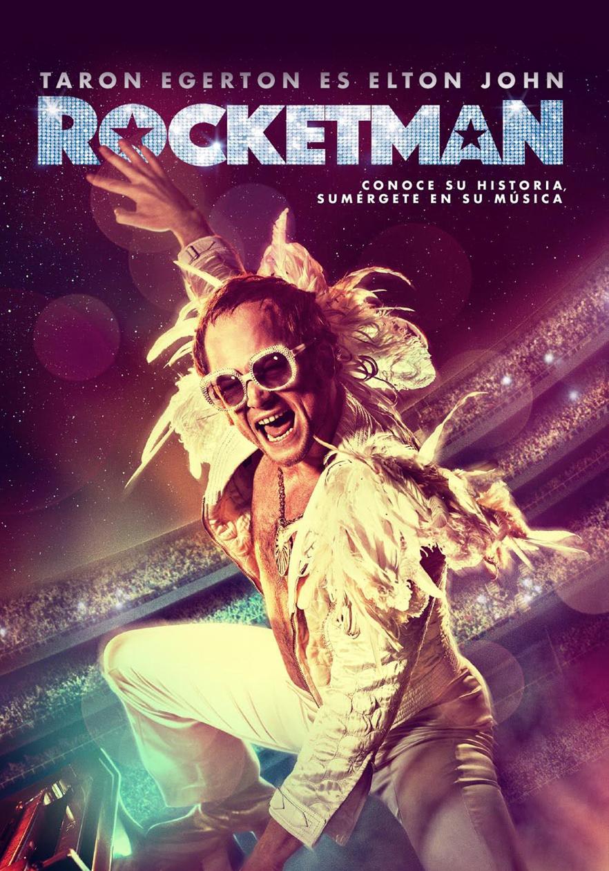 Photo of Estreno de 'Rocketman' en todos los cines