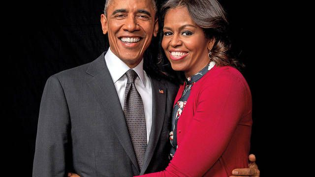 Photo of Barack y Michelle Obama firman con Spotify para producir podcasts