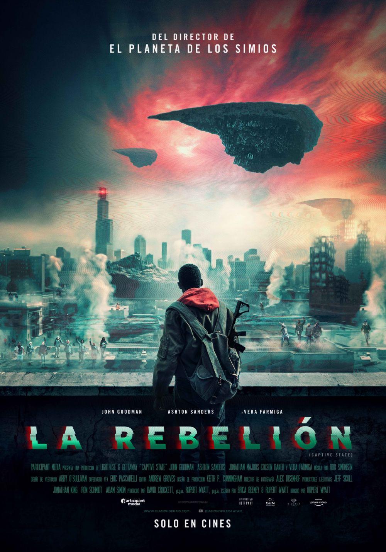 Photo of 'La rebelión' solo en cines