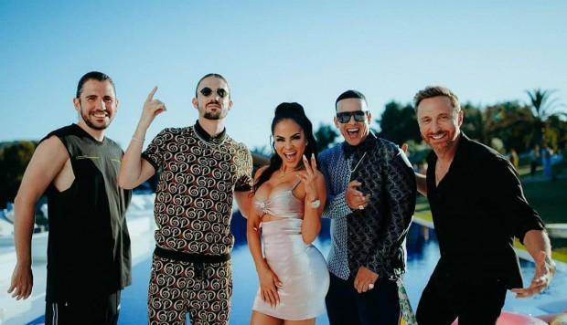 Photo of Daddy Yankee lanzará single con Natti Natasha, David Guetta, Dimitri Vegas y Like Mike