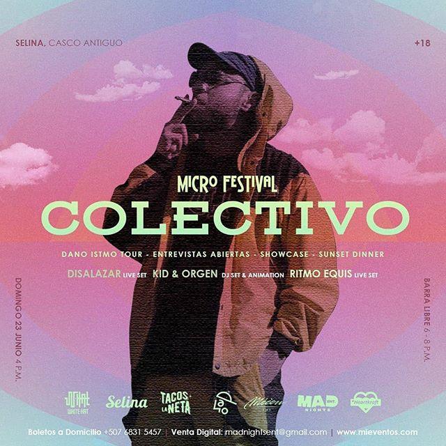 Photo of Panamá trae 'Micro Festival Colectivo 2019'