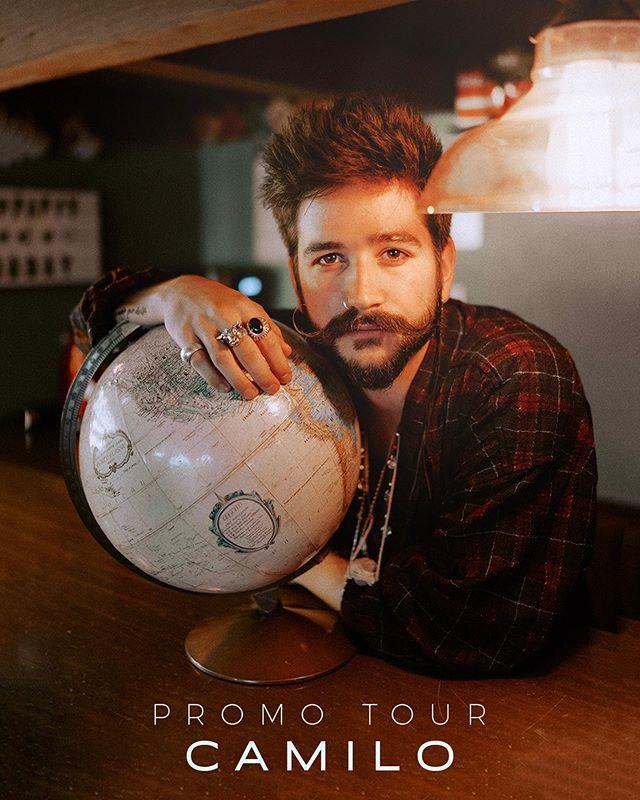 Photo of Camilo Echeverry anuncia su 'Promo Tour'