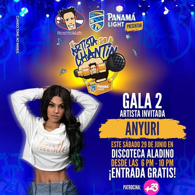 Photo of Panama Music y Panama Light presentan la segunda gala del 'Artista De La Chantin'