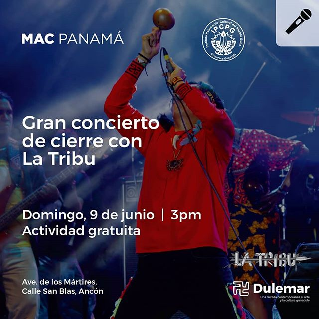Photo of Museo de Arte Contemporáneo invita a concierto de cierre de 'Dulemar'