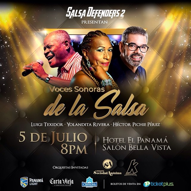 Photo of Salsa Defenders presenta 'Voces Sonoras de la Salsa'