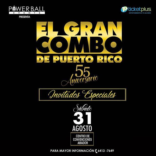 Photo of Concierto de El Gran Combo de Puerto Rico en Panamá
