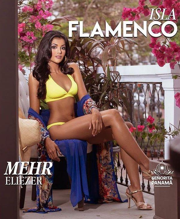 Photo of Mehr Eliezer es la nueva Señorita Panamá 2019