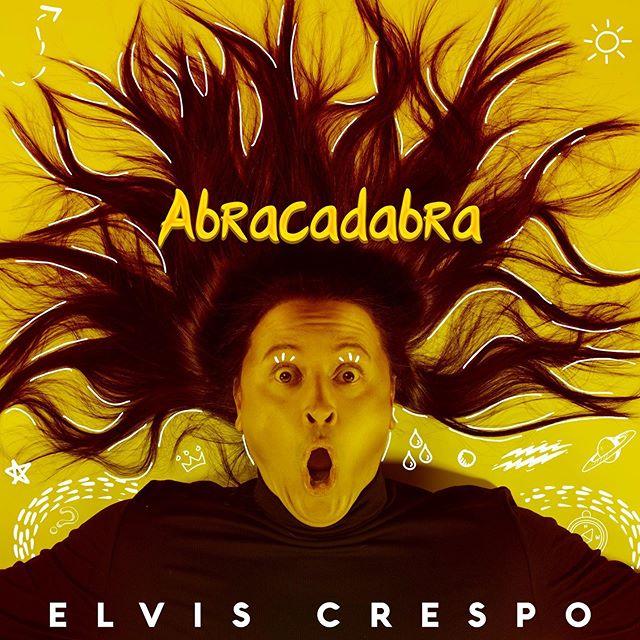 Photo of Elvis Crespo lanza el tema 'Abracadabra'