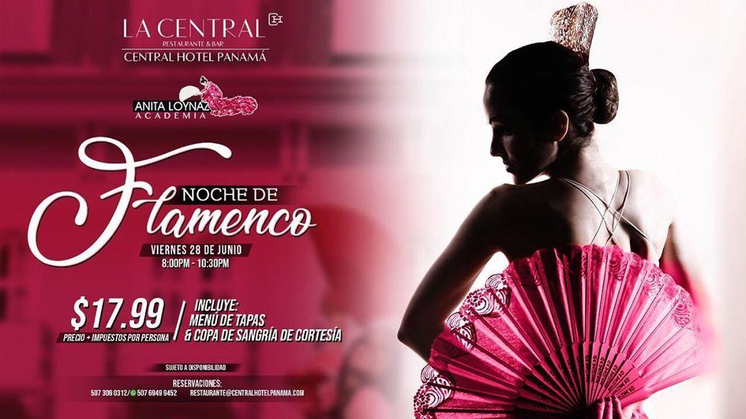 Photo of Noche de Flamenco con Anita Loynaz