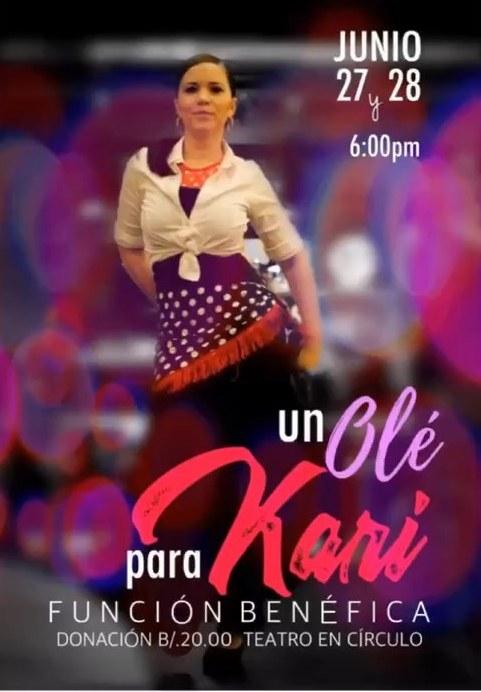 Photo of Teatro en Círculo presenta 'Un Olé por Kari'