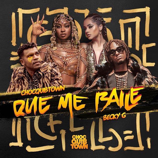 Photo of 'Que me baile' es la nueva canción de ChocQuibTown junto a Becky G
