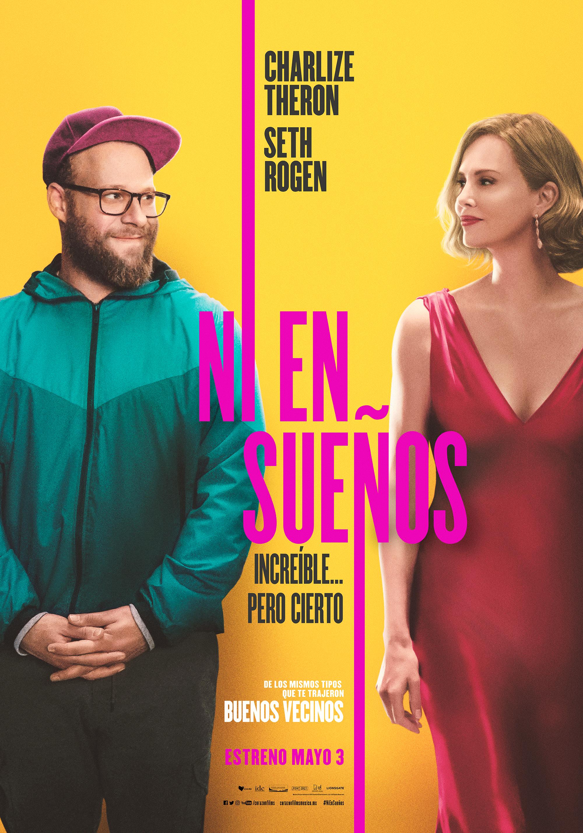 Photo of Estreno en cines de 'Ni en tus sueños'