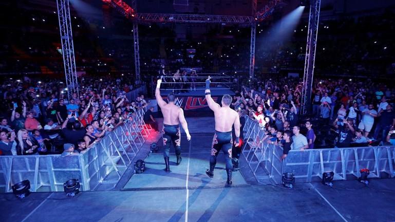 Photo of El show más grande de la lucha libre 'WWE Live' estará en Panamá este 2019