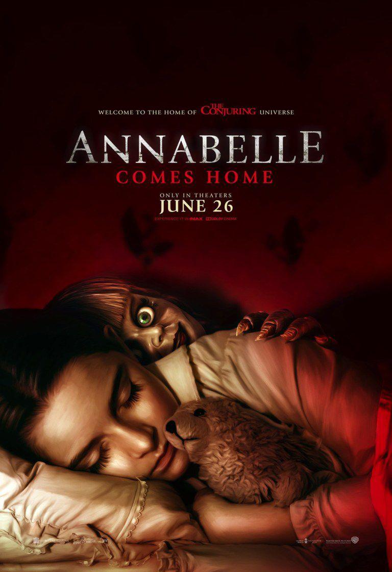 Photo of 'Annabelle 3: viene a casa' solo en cines