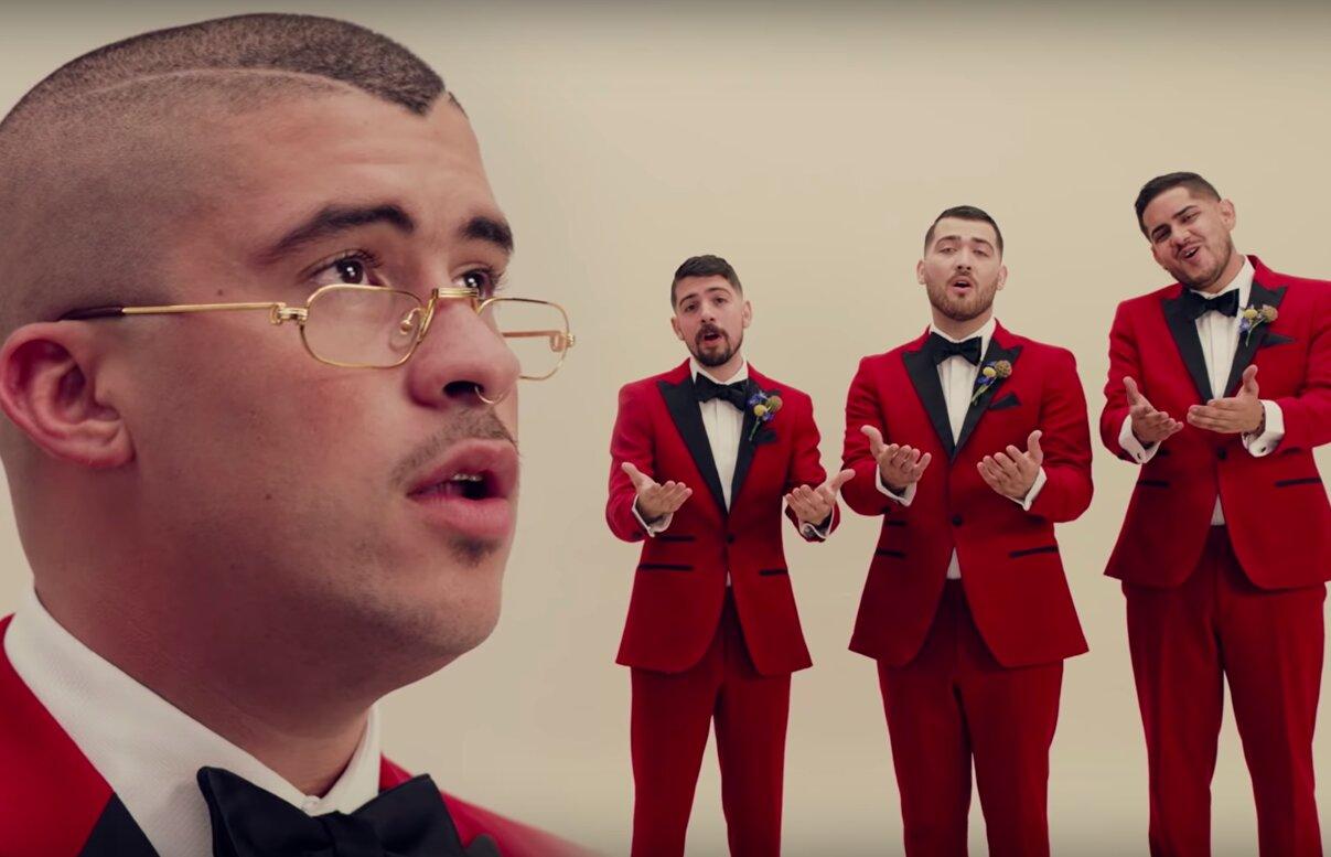 """Photo of Bad Bunny y grupo Los Rivera Destino lanzan tema y video musical """"Flor"""""""
