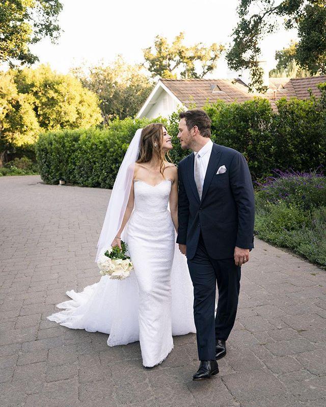 Photo of Chris Pratt y Katherine Schwarzenegger se casaron