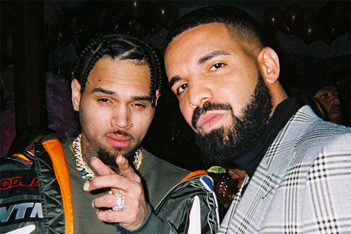 Photo of Chris Brown presentó un nuevo single junto a Drake