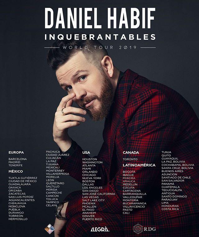 Photo of Daniel Habif estará en Panamá el 27 de agosto