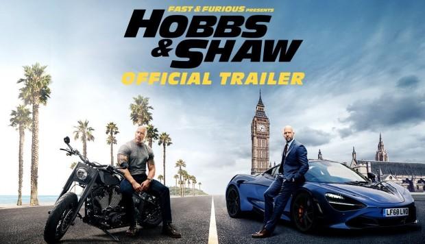 Photo of Rápidos y Furiosos: Hobbs & Shaw presentan nuevo trailer