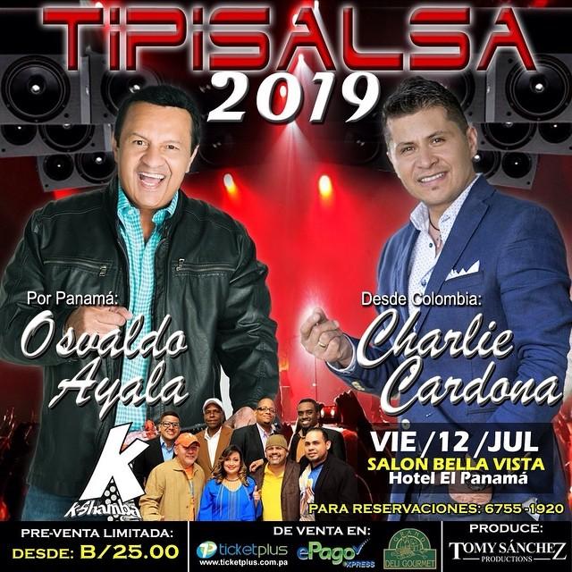 Photo of Tibisalsa 2019 en Hotel el Panamá