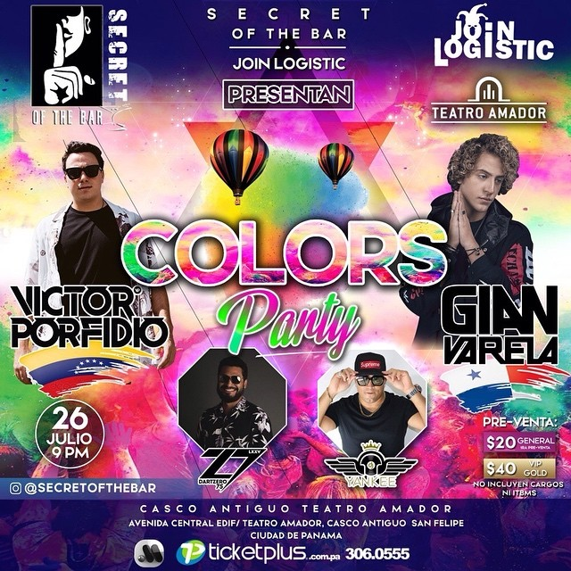 Photo of Color Party en Panamá