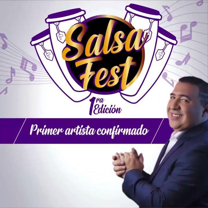 Photo of Mickey Taveras es el 1er. Artista confirmado para el Salsa Fest 2019