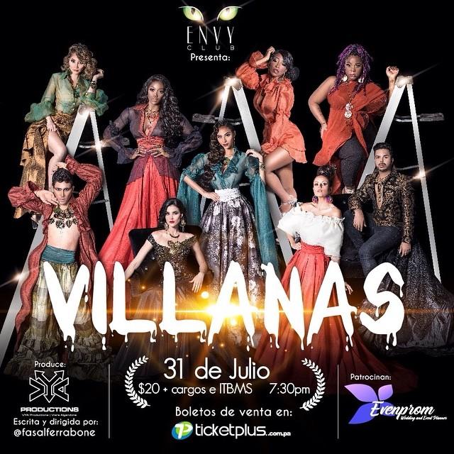 Photo of Nueva temporada de 'Villanas'